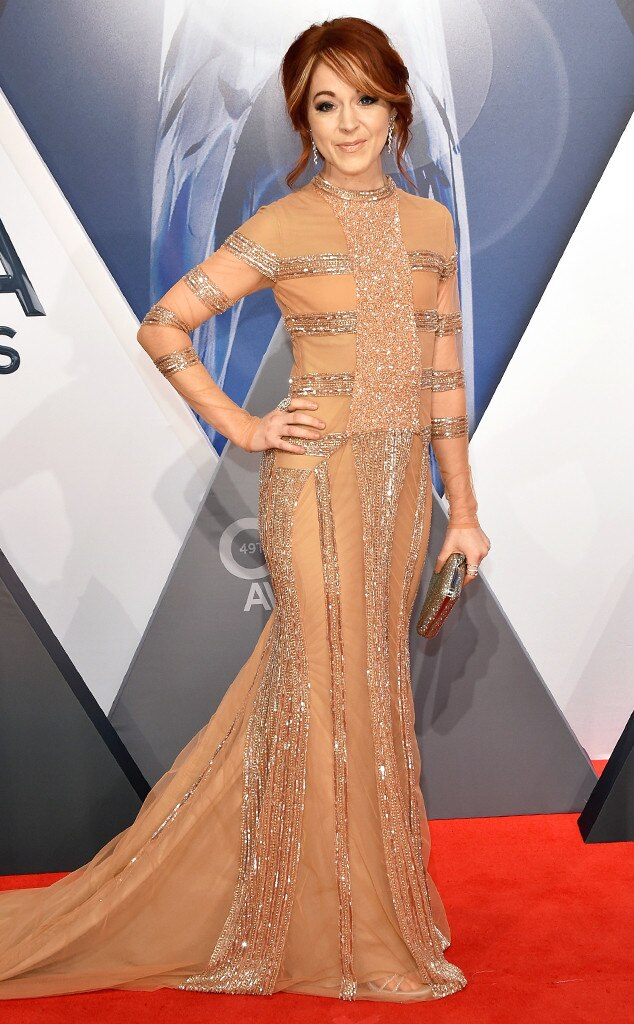 Lindsey Stirling, 2015 CMA Awards