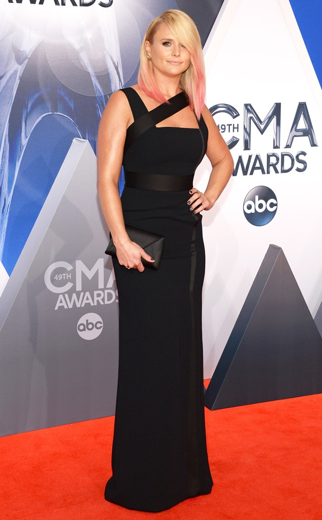 Miranda Lambert, 2015 CMA Awards