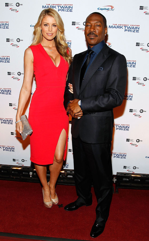 Eddie Murphy Will Be a Father for the Ninth Time as His ...