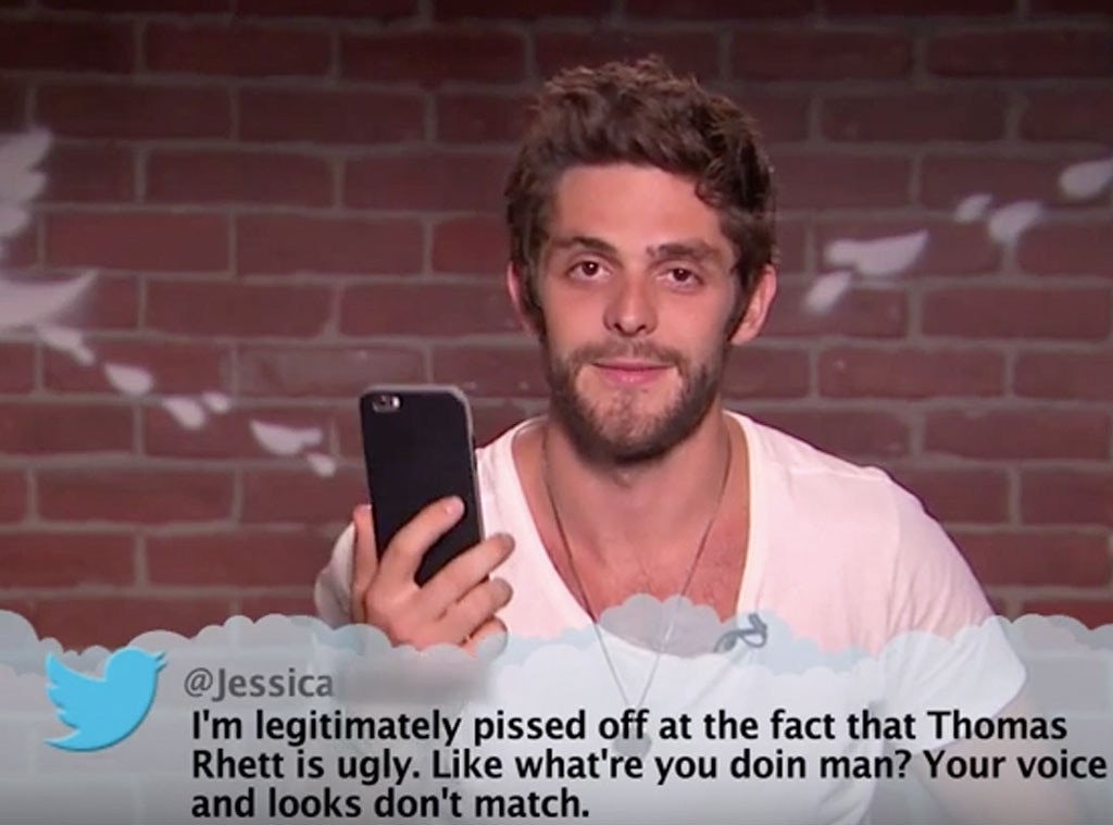 Every Single Video of Jimmy Kimmel's 'Mean Tweets' Series ...