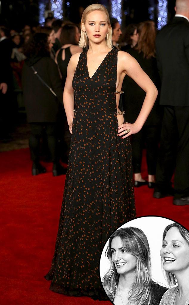 Jennifer Lawrence, Hunger Games, Jill & Jordan