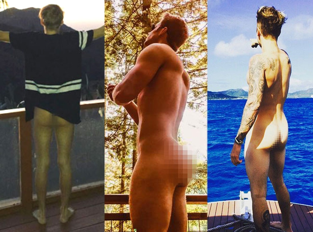 Apologise, celebrity bare butts