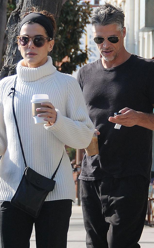 Sandra Bullock's Boyfriend Bryan Randall Is So Happy About