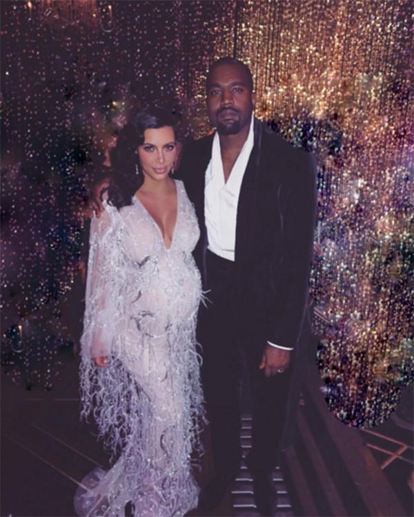 Kanye West, Kim Kardashian, JKris Jenner's 60th Birthday Party