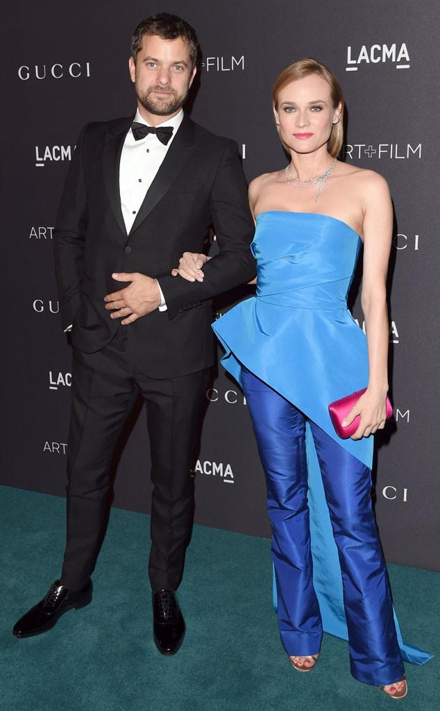 LACMA 2015 Art+Film, Joshua Jackson, Diane Kruger