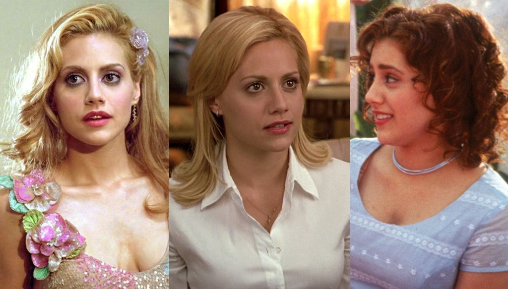 Brittany Murphy, Clueless, Just Married, Uptown Girls