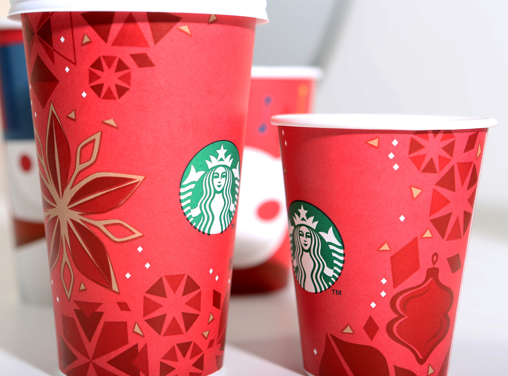 2013 Starbucks Holiday Red Cup