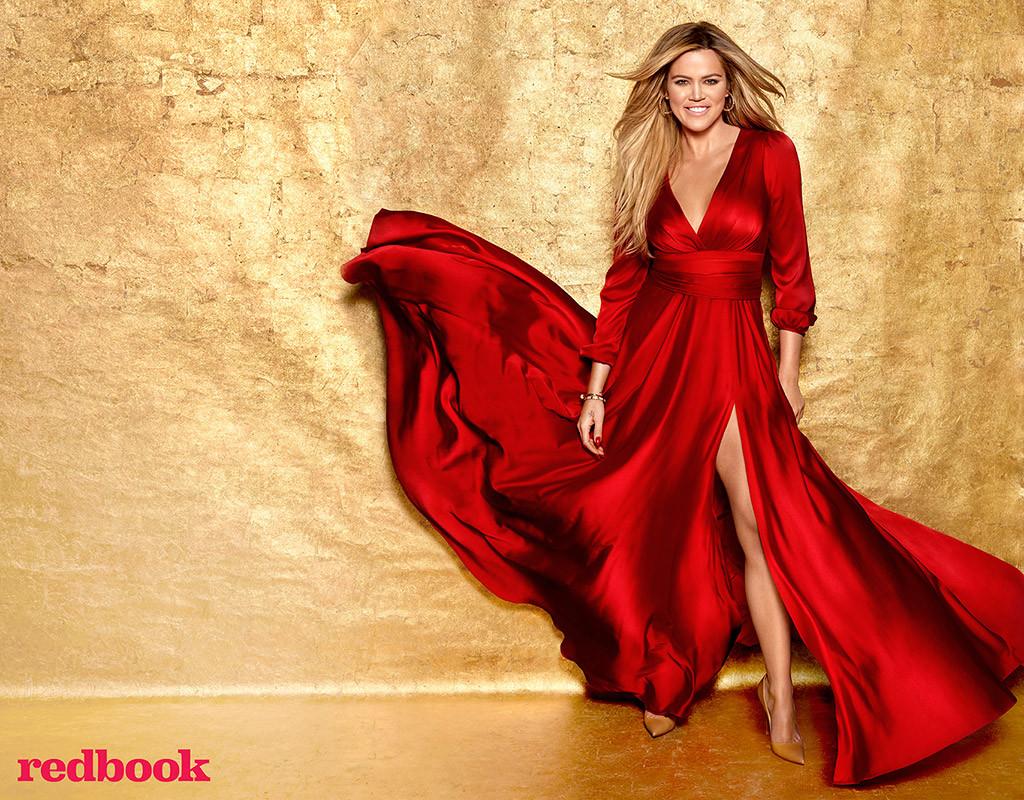 Khloe Kardashian, Redbook