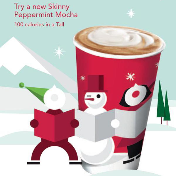 2011 Starbucks Holiday Red Cup