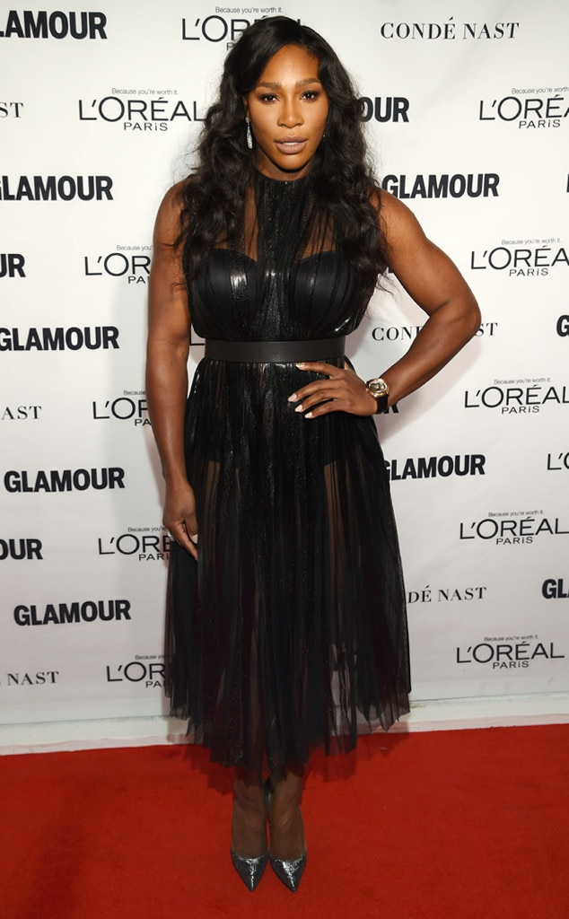 Serena Williams, Glamour Women of the Year
