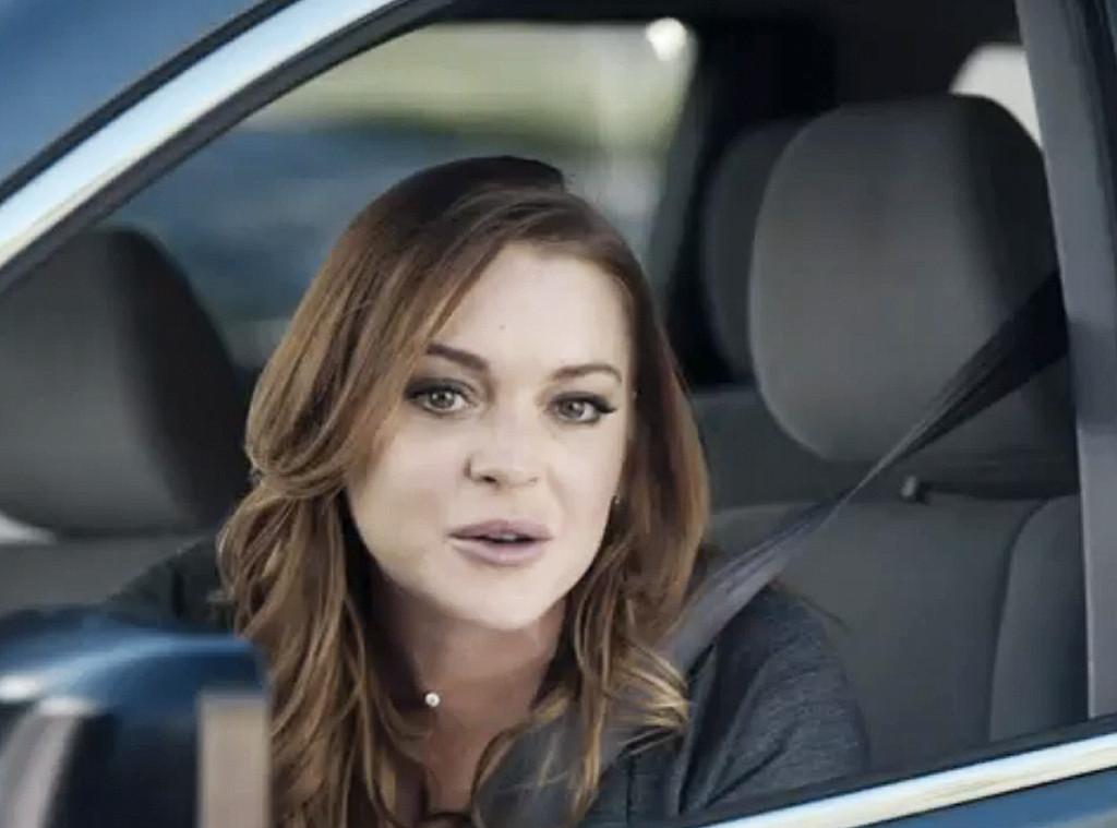 Lindsay Lohan, Esurance
