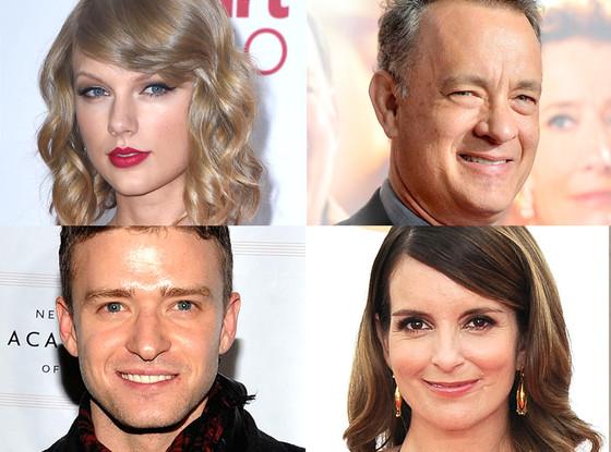 SNL, Taylor Swift, Tom Hanks, Justin Timberlake, Tina Fey