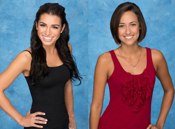Ashley I., Kelsey, The Bachelor, Season 19