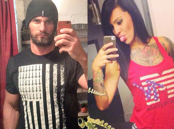 Wwe Star Seth Rollins Apologizes After Angry Fiance Reportedly Leaks Nude Photos Of -6980