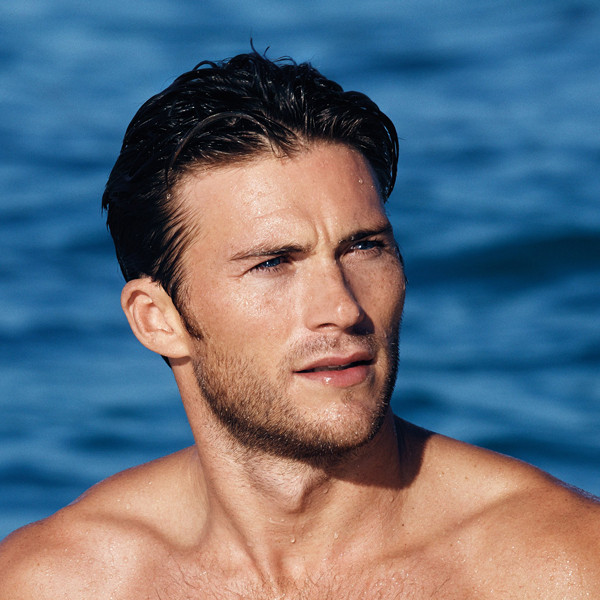 Sexy Scott Eastwood Is The New Face Of Cool Water E News