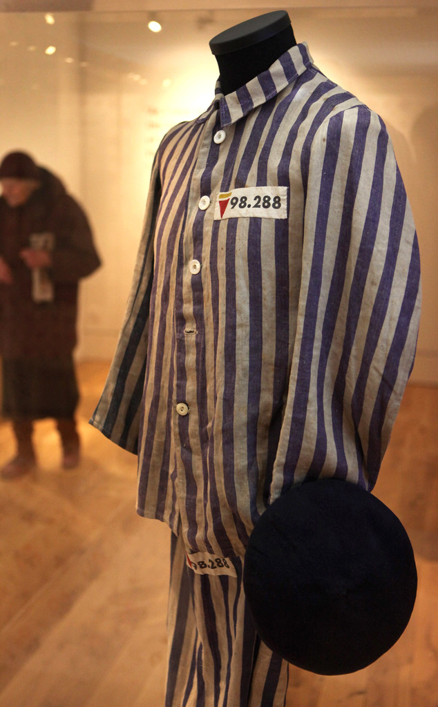 Leon Greenman's Uniform, Buchenwald Concentration Camp