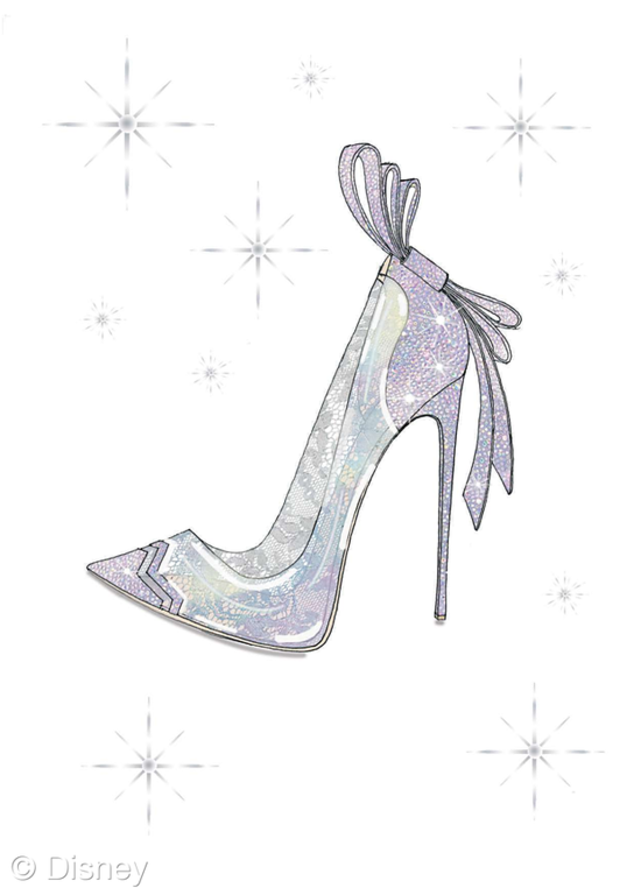 3fb236de5164 Cinderella s Glass Slippers Are Coming to a Saks Fifth Avenue Near ...