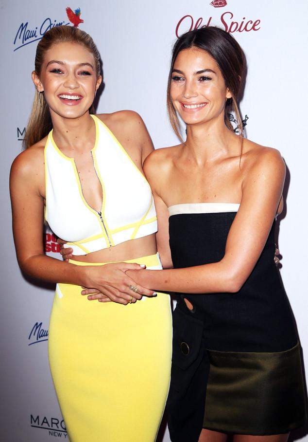 Gigi Hadid, Lily Aldridge