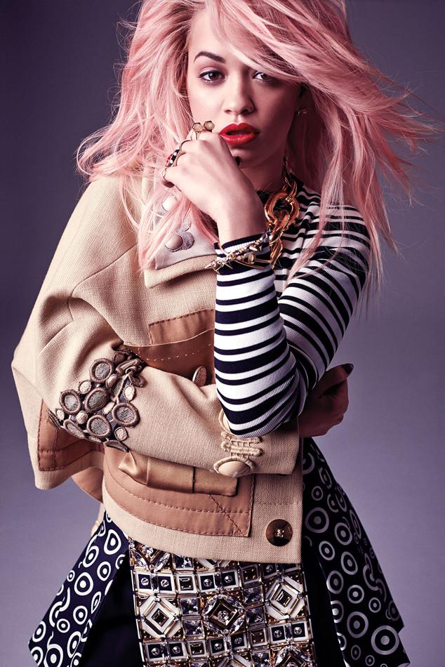 Rita Ora, Nylon Magazine