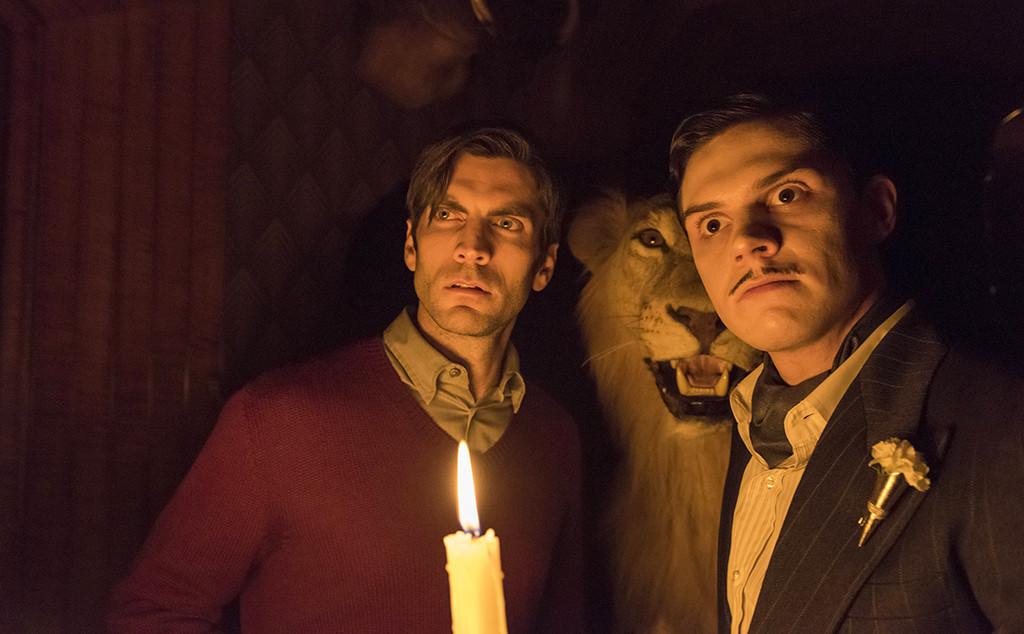 American Horror Story: Hotel, 10 Commandments Killer