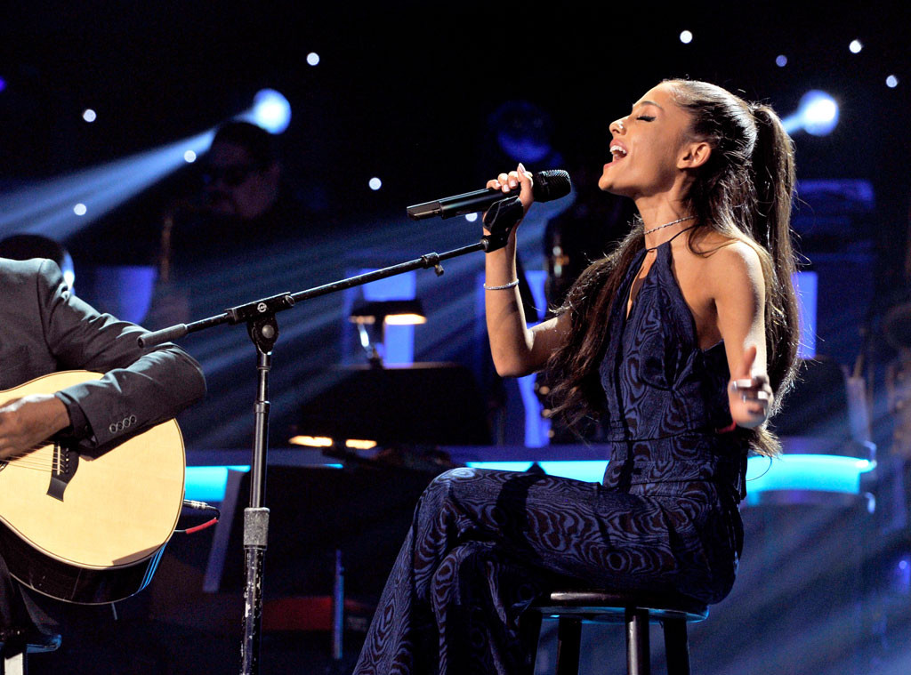 Ariana Grande, Grammy Salute