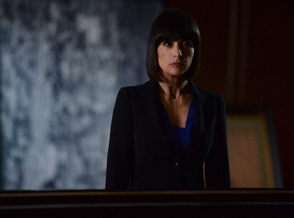 Constance Zimmer, Agents of S.H.I.E.L.D.