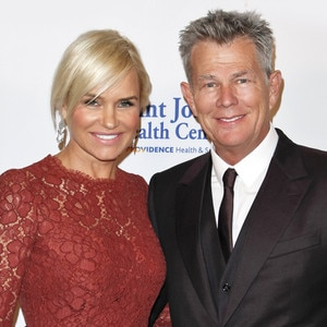Inside Yolanda Hadid and David Fosters Many Millions Why Spousal