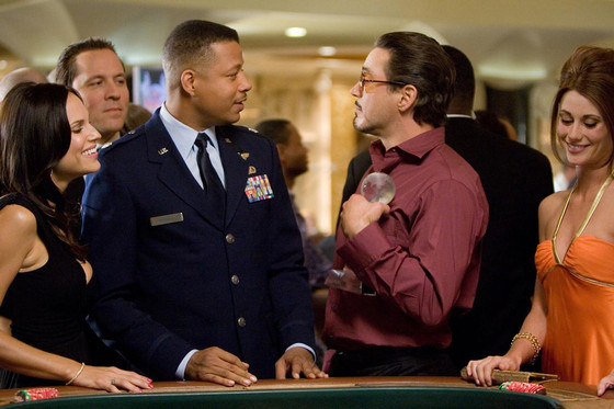 Iron Man, Robert Downey Jr., Terrence Howard, Movie Feuds