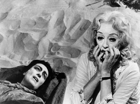 Joan Crawford, Bette Davis, Whatever Happened to Baby Jane, Movie Feuds