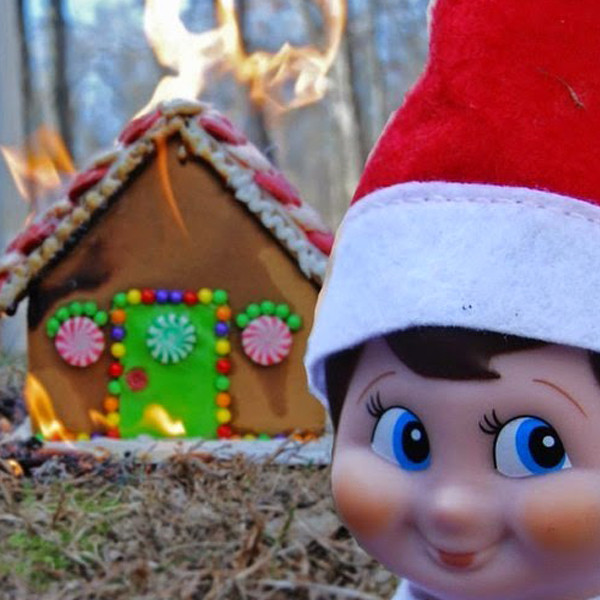 25 Elf on the Shelf Photos That Will Haunt Your Holiday ...