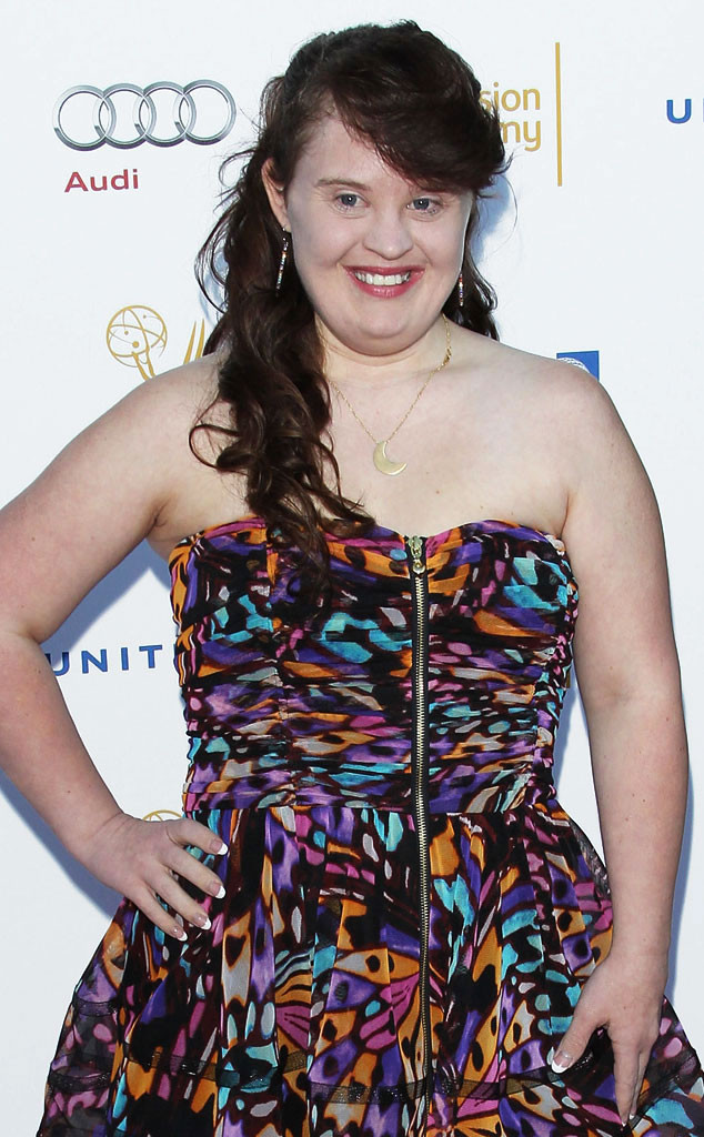 Jamie Brewer, New York Fashion Week