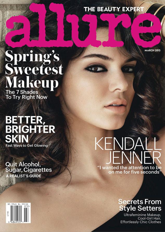 Kendall Jenner, Allure Magazine