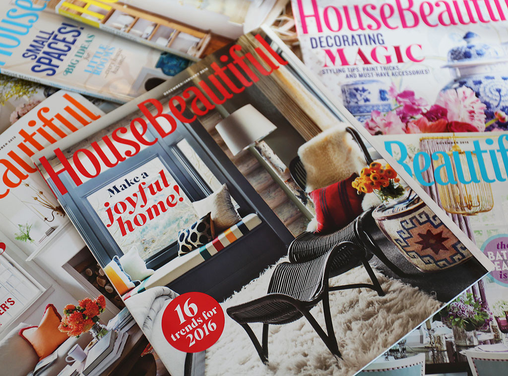 Trendsetters at Work, House Beautiful Magazine