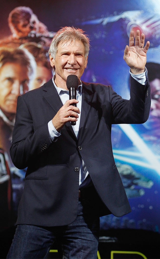 Vintage Pic Of Harrison Ford Will Make You Drool E Online