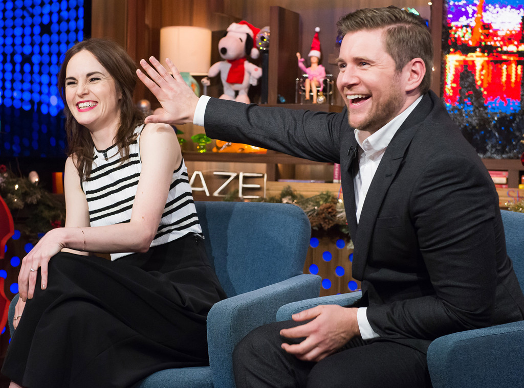 Downton Abbey, Allen Leech, Michelle Dockery