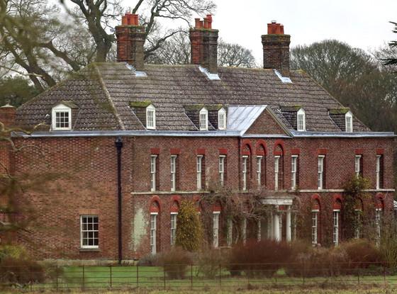 Anmer Hall,