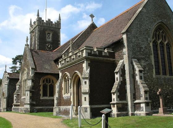 St. Mary Magdalene Church, Sandringham