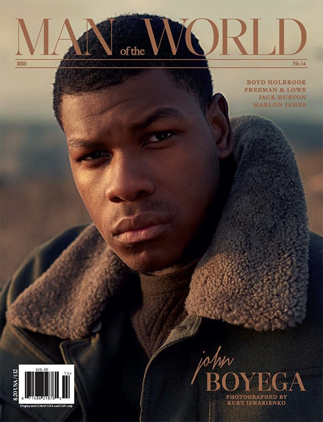 John Boyega, Man of the World