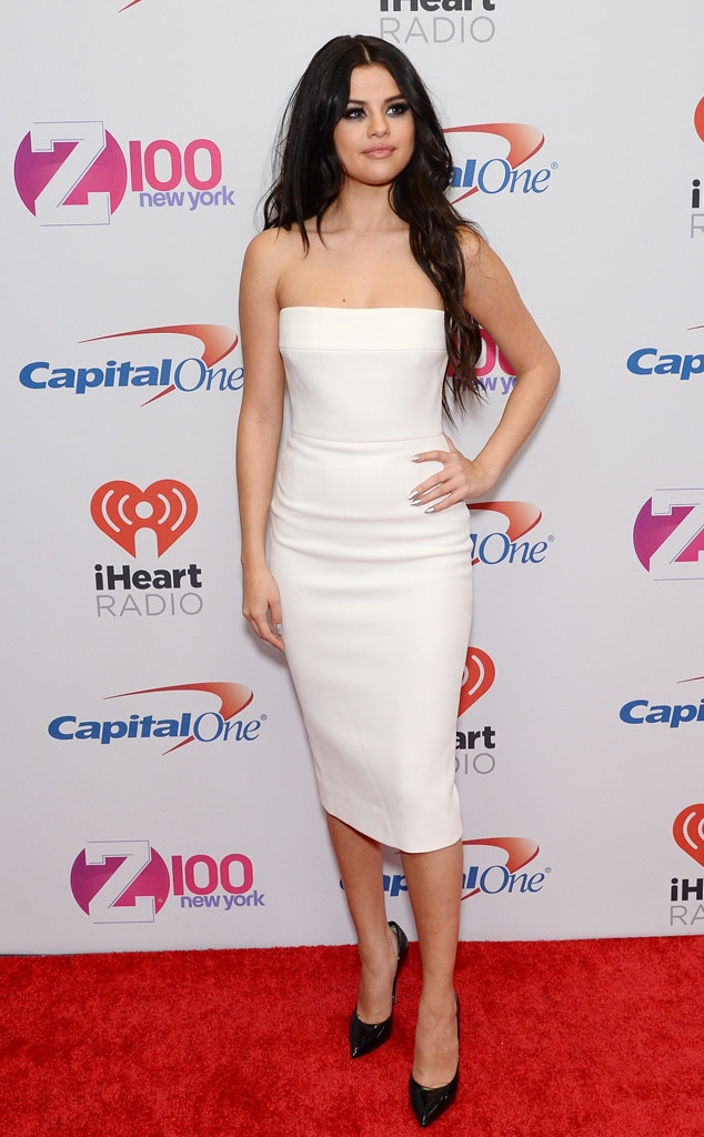 Selena Gomez, iHeartRadio Jingle Ball