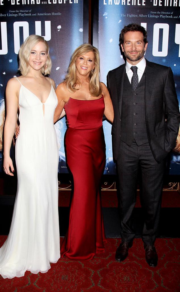 Jennifer Lawrence, Joy Mangano, Bradley Cooper