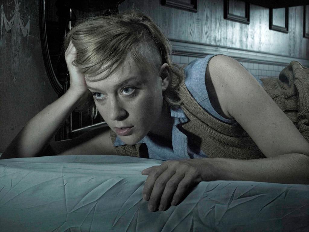 Chloe Sevigny S No 1 Shelley Ahs Asylum From American Horror