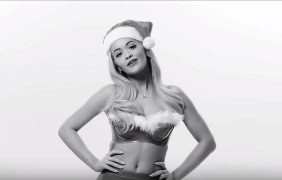 Rita Ora, LOVE Advent 2015
