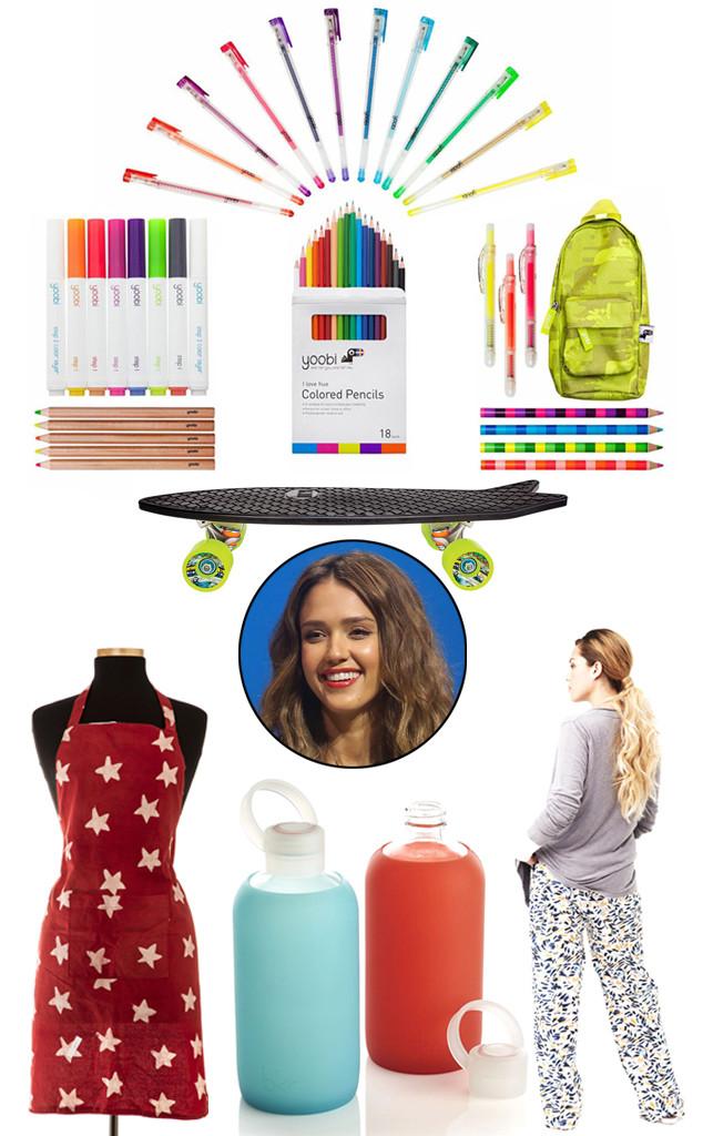 Jessica Alba Gift Guide