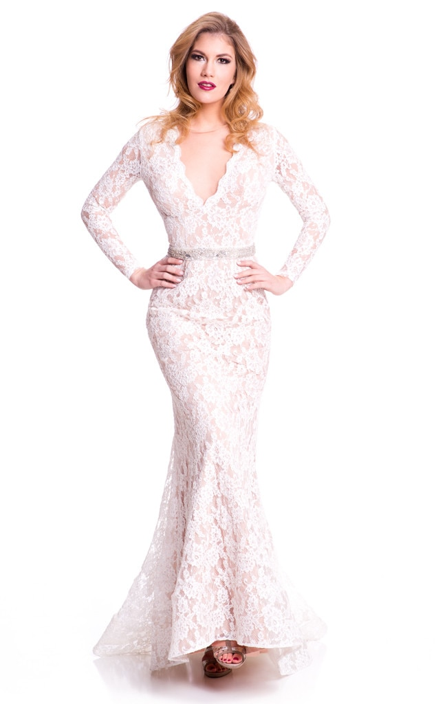 Miss Universe 2015, Evening Gown, Miss Croatia