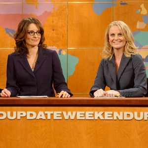 Amy Poehler, Tina Fey, SNL, Saturday Night Live