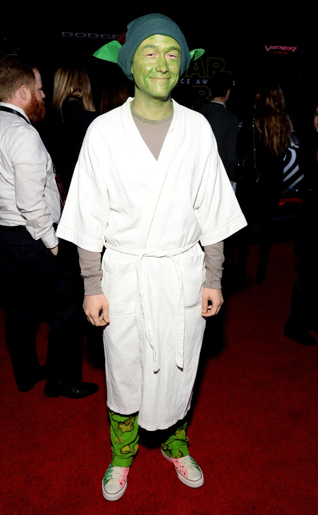 Joseph Gordon-Levitt, Yoda, Star Wars