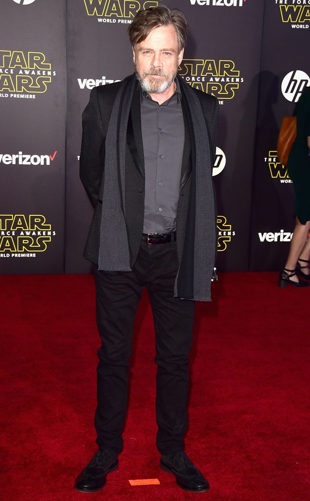 Mark Hamill, Star Wars Premiere