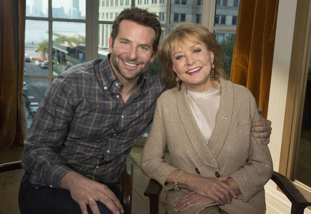 Barbara Walters, Bradley Cooper