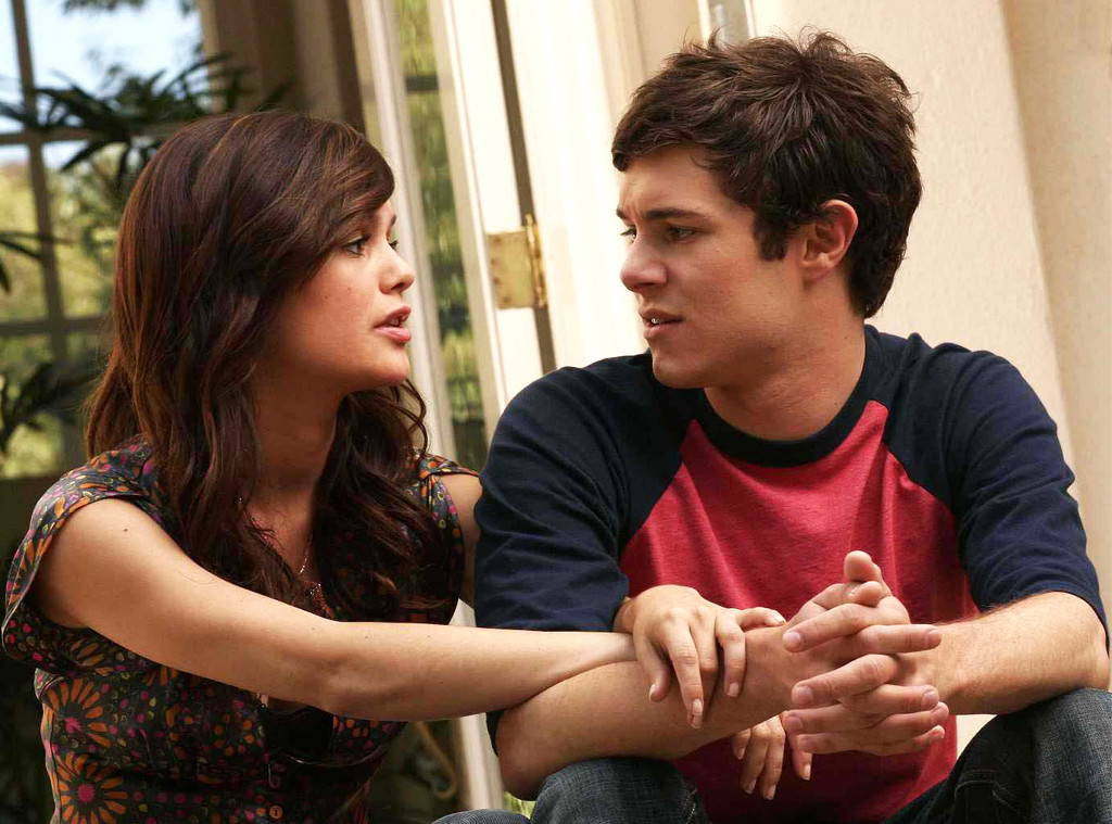 Adam Brody, Rachel Bilson, The O.C., Tv's First Times