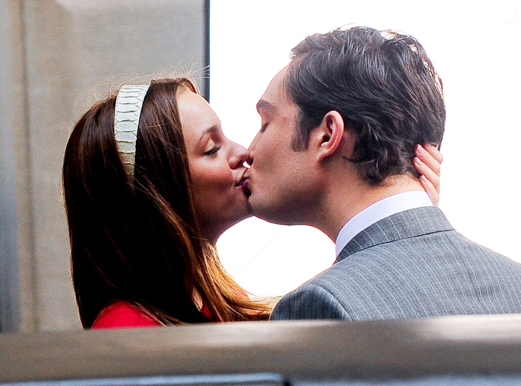 Leighton Meester, Ed Westwick, Gossip Girl, Tv's First Times